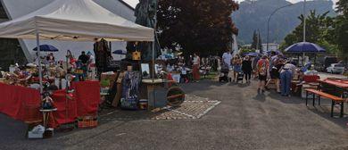 Allerlei-Flohmarkt im Weidach