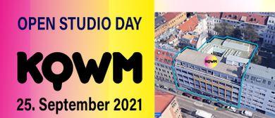 OPEN STUDIO DAY /Tag der offenen Tür/ KUNSTQUARTIER Wien Mei