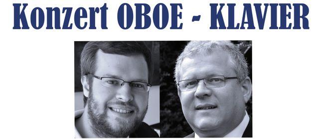 OBOE-KLAVIER-INÖK-Konzert – PETER TAVERNARO & FLORIAN ILBEYI