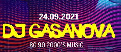 MEGA Party mit DJ GASANOVA
