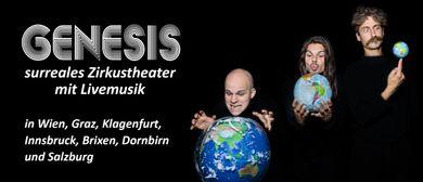 Genesis - surreales Zirkustheater