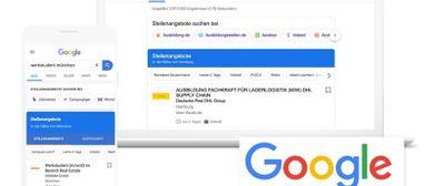 Google for Jobs Österreich Webinar