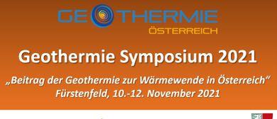 Geothermie Symposium 2021