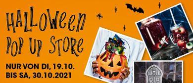 LIBRO Halloween Pop-up Store im Fischapark