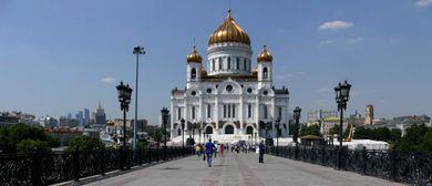 Bezaubernd überraschendes Russland - Reisevortrag