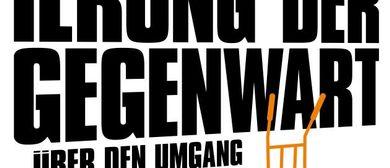 DIE ARCHIVIERUNG DER GEGENWART  Über den Umgang mit Kunst im