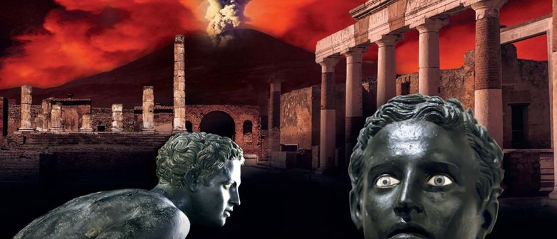 Matinée - Führung: Pompeji – Pracht und Tod unter dem Vulkan