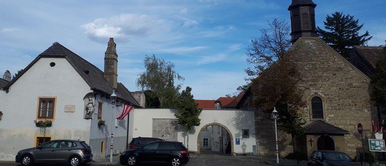 Grätzlführung: von Nussdorf nach Heiligenstadt