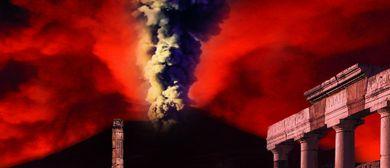Familien-Nachmittag: Als der Vesuv ausbrach
