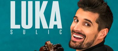 LUKA SULIC LIVE! CELLO & PIANO