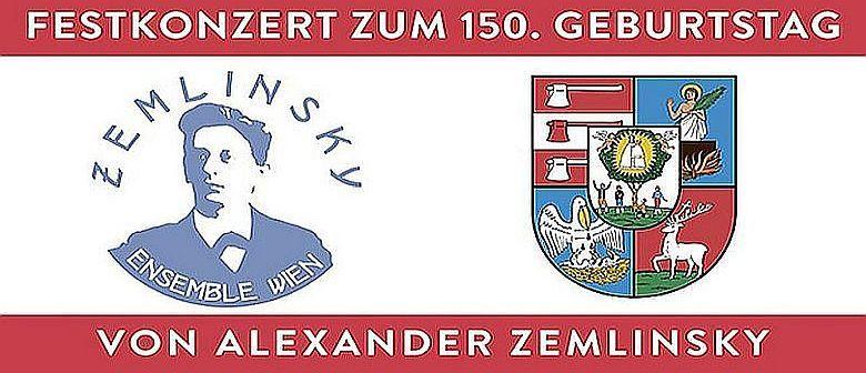 Festkonzert für Alexander Zemlinsky zum 150. Geburtstag