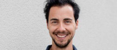 """Literaturreihe: """"Grenzgänger:in"""" Ricardo Föger"""