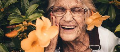 Aktion Demenz - ...es häuft sich in mir der Irrgarten an