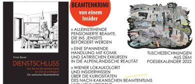 Franz Bauer - Dienstschluss Anna Freudenthaler - Small Talk