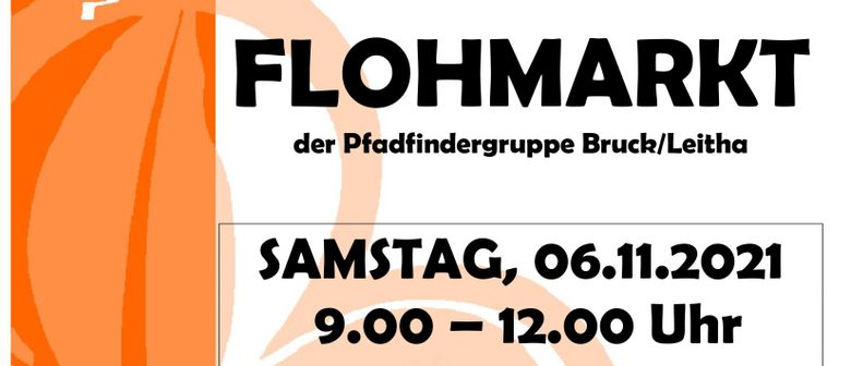 Pfadfinder-Flohmarkt im November