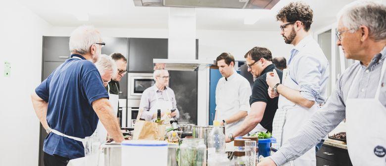 Kochkurs mit Dominic Mayer