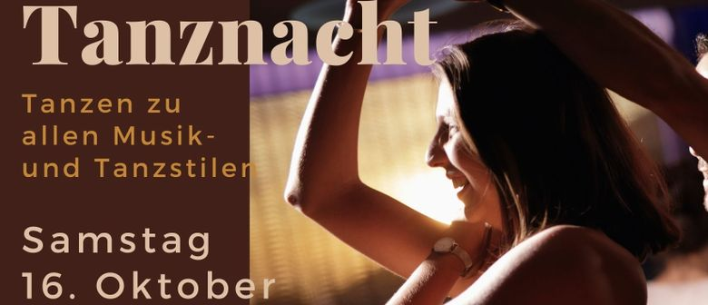 "Tanznacht mit Livemusik ""Air Bubble"""