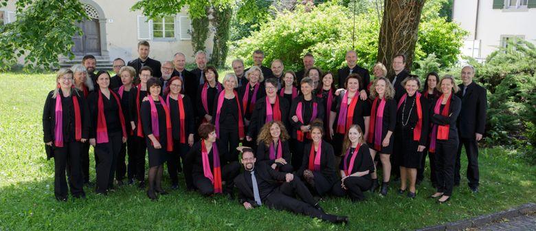 Gottesdienstgestaltung mit Bregenzer Kammerchor in Hörbranz