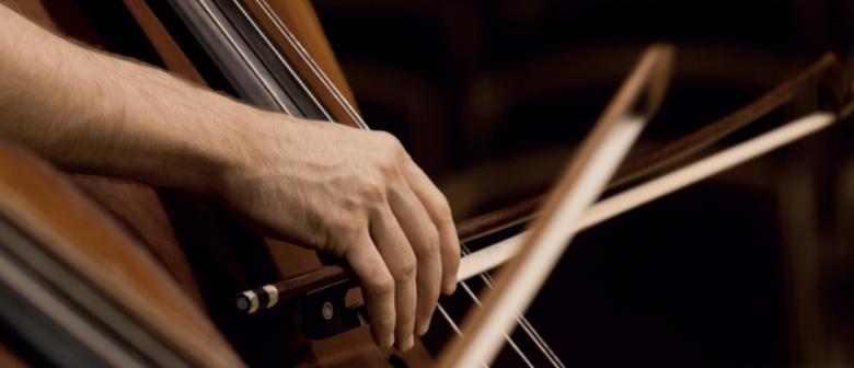 Konzert im Rahmen des ersten Vorarlberger Kontrabasstags