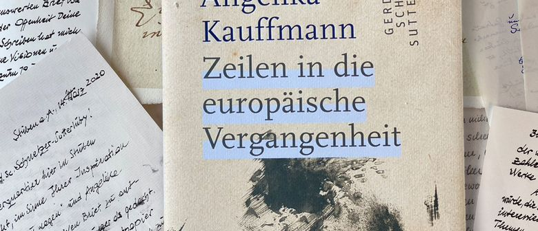 Gerda Schnetzer-Sutterlüty, Briefe an Angelika Kauffmann