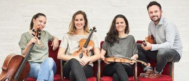 Elias String Quartet Michael Collins Klarinette u.a.