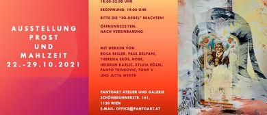 """Ausstellung """"Prost und Mahlzeit"""""""