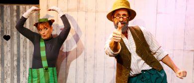Kindertheater: FINDUS ZIEHT UM