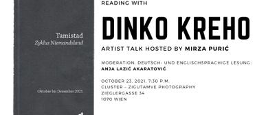 Reading with Dinko Kreho