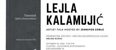 Reading with Lejla Kalamujić