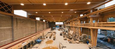 Lehmbauwerkstatt von Martin Rauch | Exkursion
