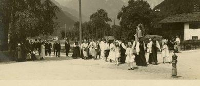 Eröffnung 5. Montafoner Gipfeltreffen: Religion in den Berge