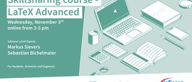 Skillsharing course - LaTeX Advanced