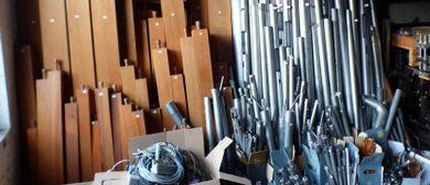 Gesang der Orgel | Werk für robotische Raumorgeln und Sänger