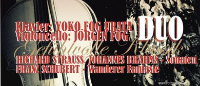 DUO – YOKO FOG-URATA (Klavier) & JÖRGEN FOG (Cello)