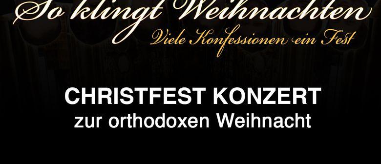 Christfestkonzert