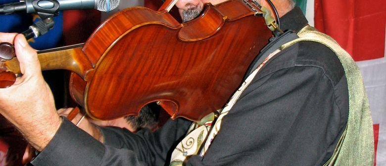 Irische Musik im Plauderer-Pub