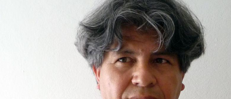 Lesung spanisch-deutsch mit Manuel Girón (aus Guatemala)