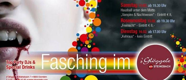"Rosenmontag - ""Freinacht"""