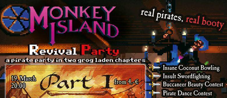 Monkey Island Revival Party - Part I