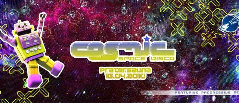Cosmic Space Disco