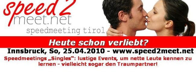 Speed dating darmstadt