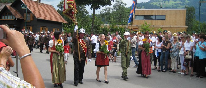 Landesfeuerwehrfest 2010