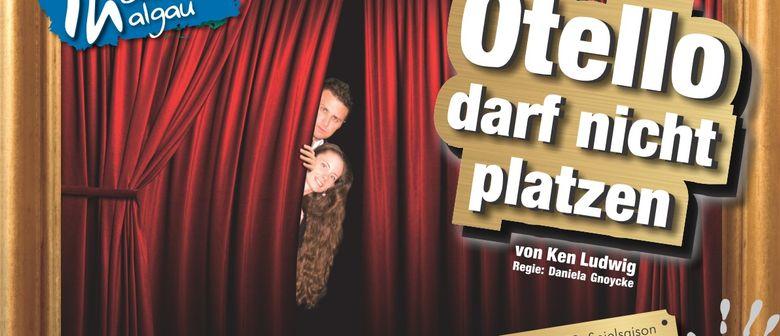 """PREMIERE: Theater Thalgau """"Otello darf nicht platzen"""""""