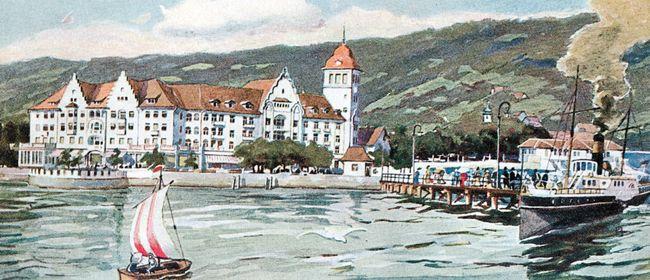 100 Jahre Kaiser-Strand-Palast-Hotel
