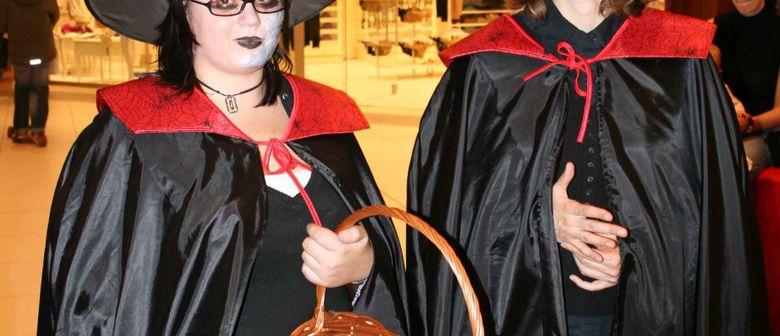 Halloween-Überraschung im Stadion Center