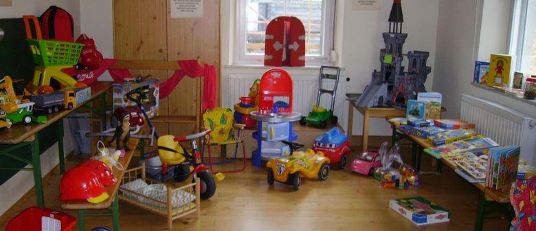 Spielebörse des Eltern-Kind-Treff Rankweil und Brederis