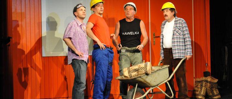 Die Golden Boys von der Baustelle