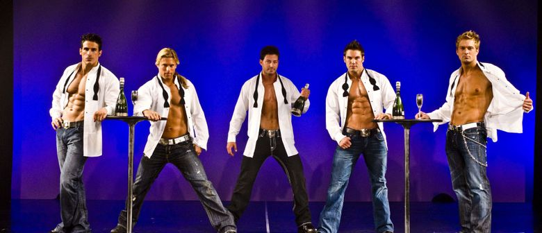 """THE CHIPPENDALES """"MOST WANTED"""" Tour 2011"""