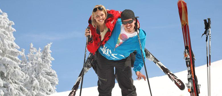 Stuhleck Skiopening am Samstag, 11. Dezember 2010