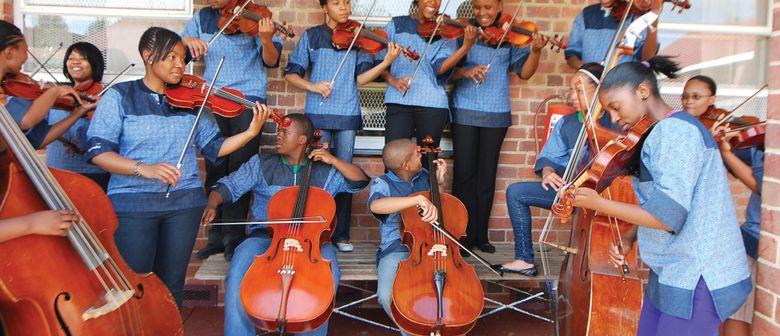 Adventkonzert Bochabela String Orchestra (Südafrika)